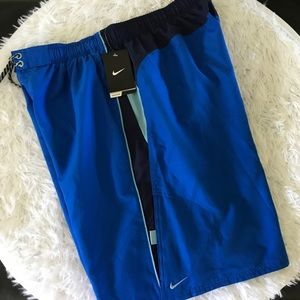 New XXLT Nike Swim Trunks